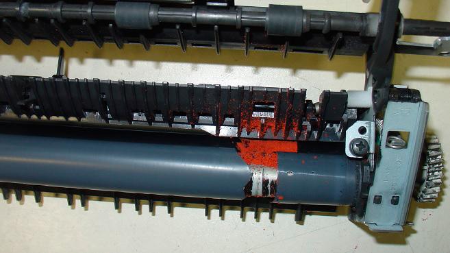 Замена термопленки в принтере любой  модели
