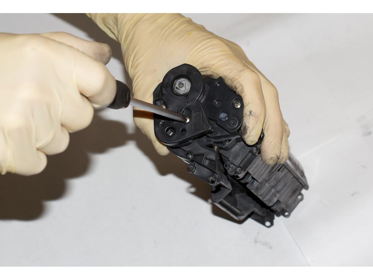 Скрип и скрежет после заправки лазерных картриджей Q2612A, canon 703, cb435, cf283a, cb436a и прочих